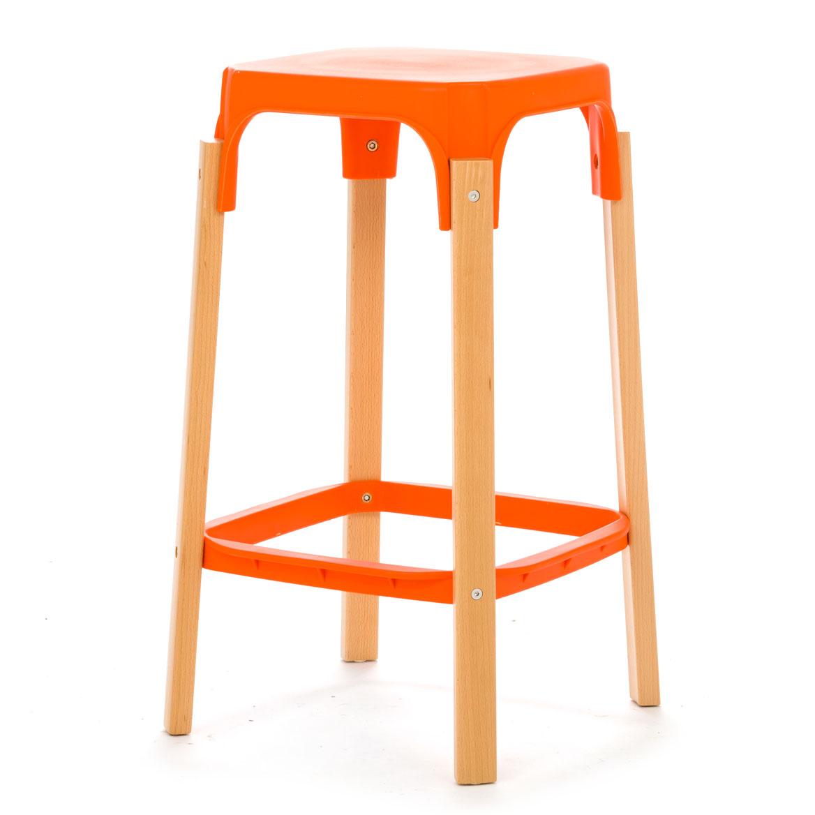 Купить Барный стул Steelwood в интернет магазине дизайнерской мебели и аксессуаров для дома и дачи