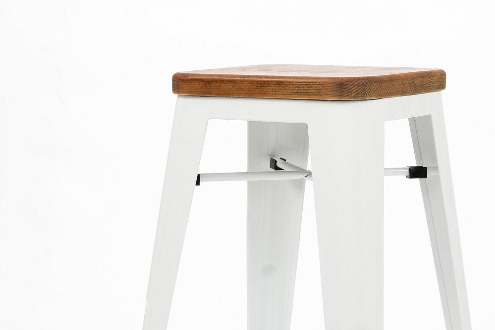 Барный стул Marais Color 1 белый