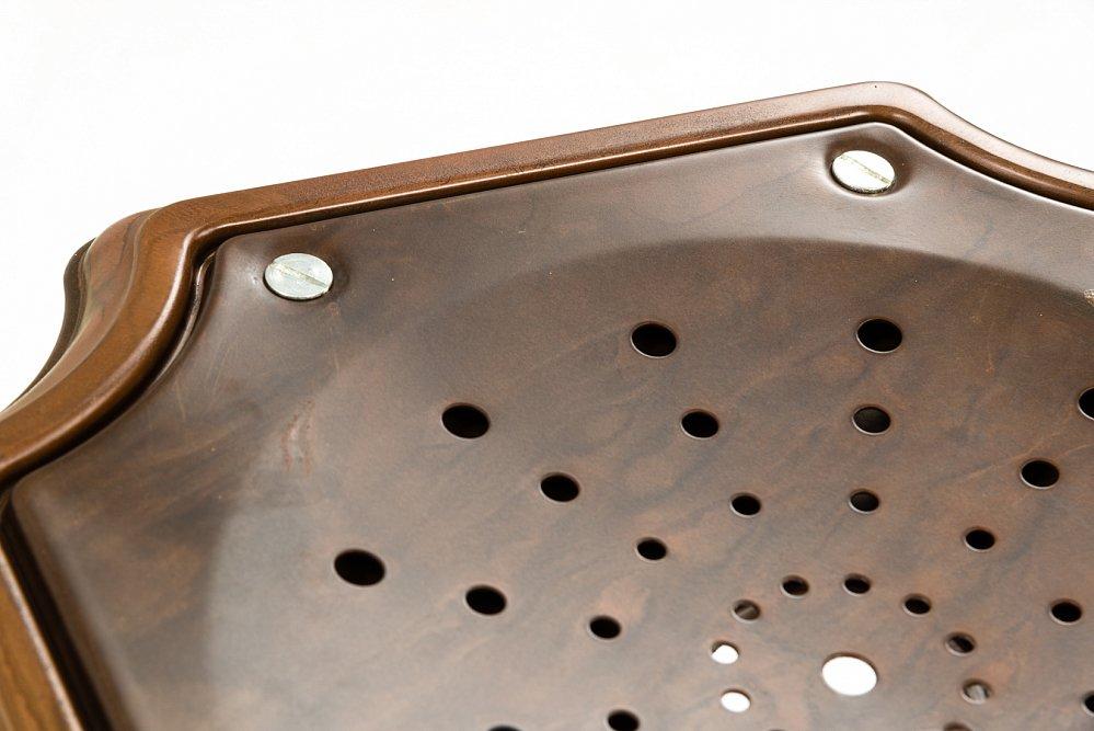 Барный стул Marais Vintage коричневый