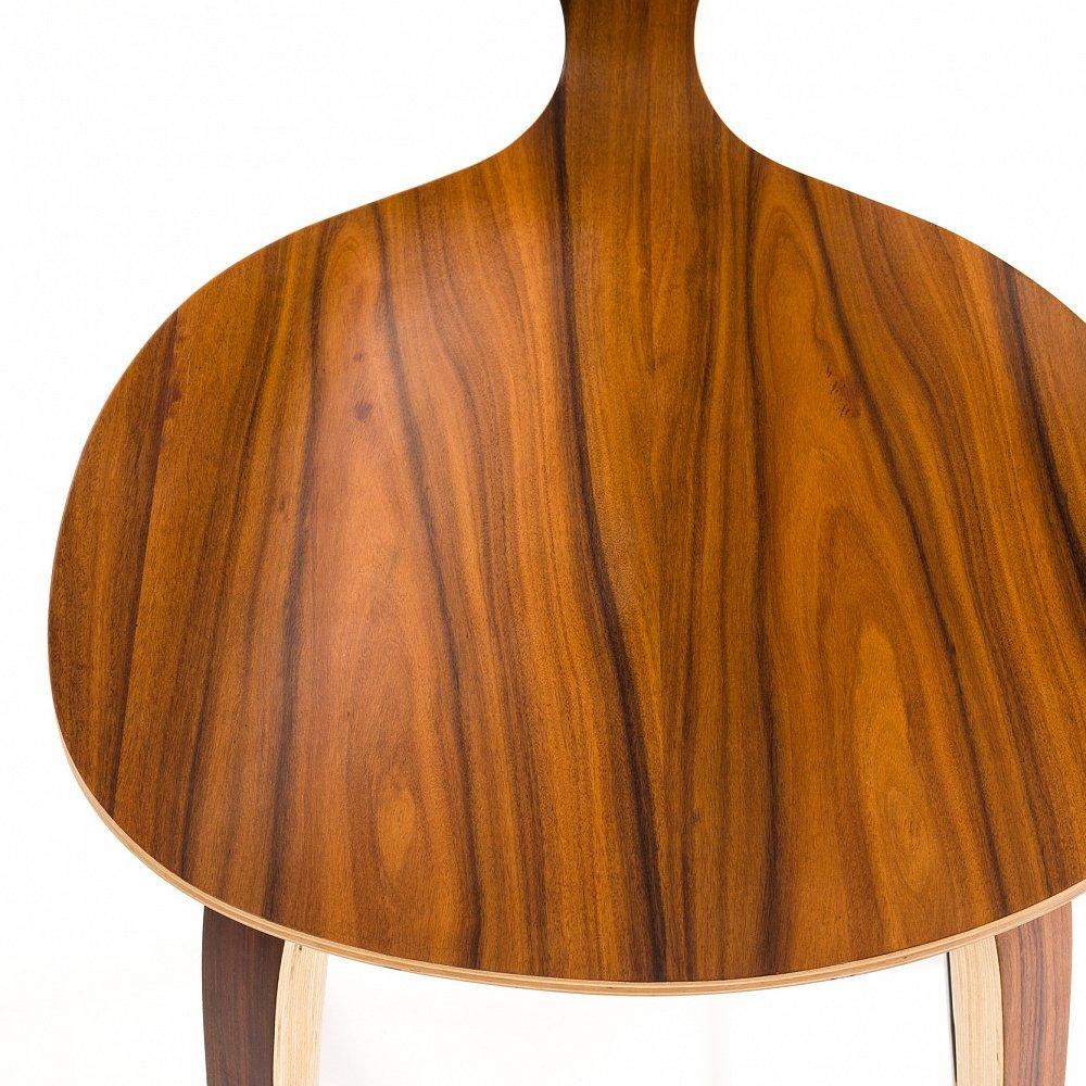 Барный стул Cherner высота 102 светло коричневый