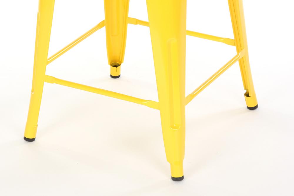 Полубарный стул MC-010 Желтый