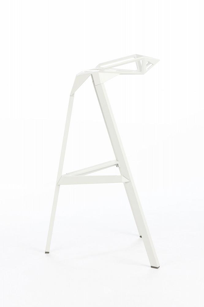Барный стул One белый