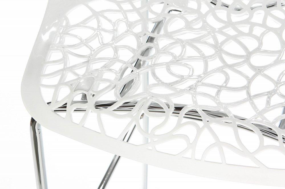 Барный стул Caprice Белый