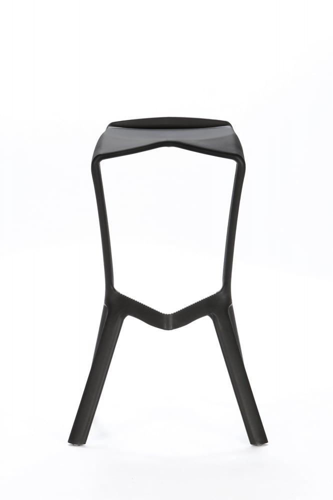 Барный стул Miura 2 черный