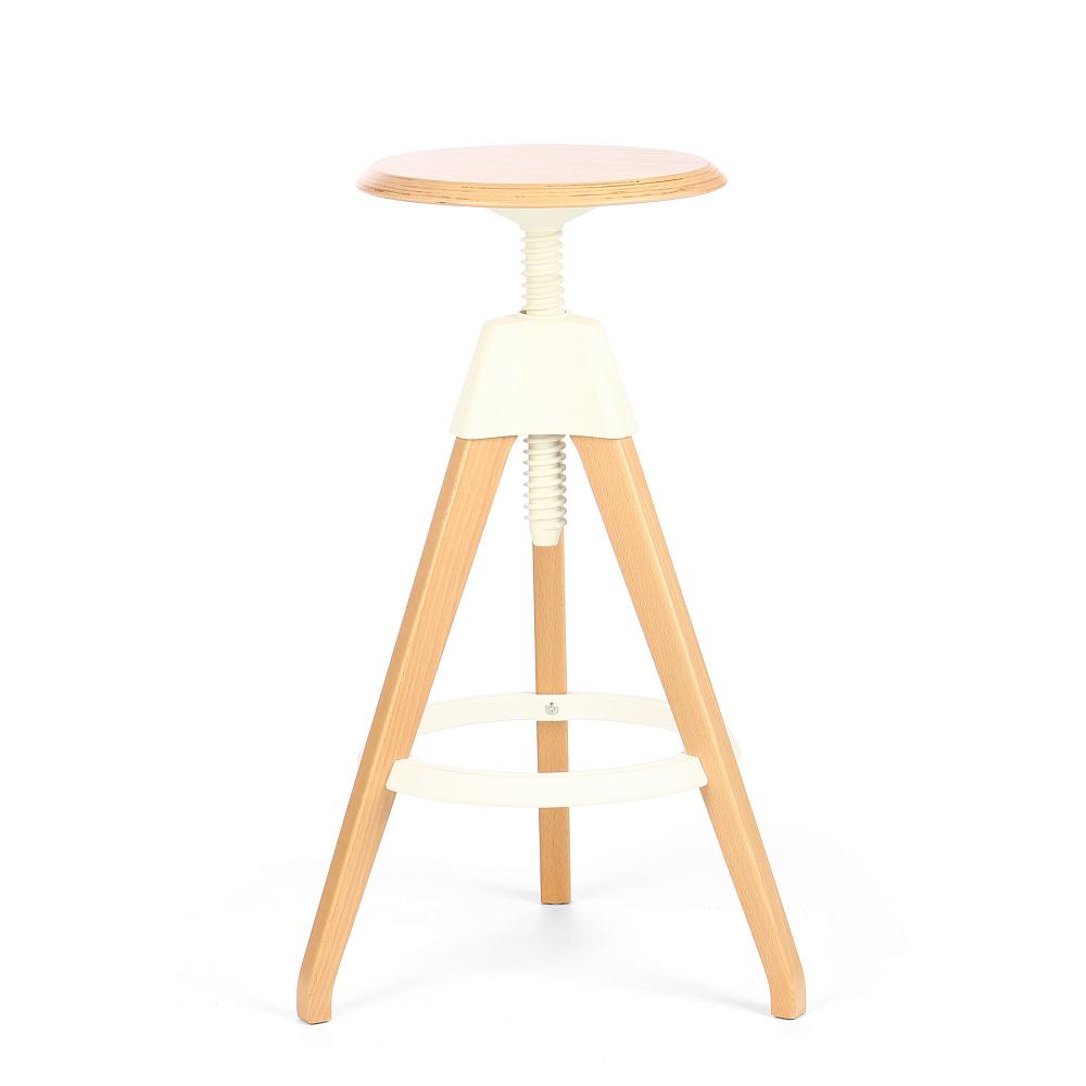 Барный стул Jerry белый