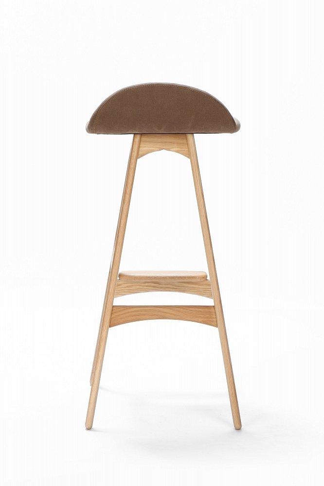 Барный стул Buch 3 бежевый