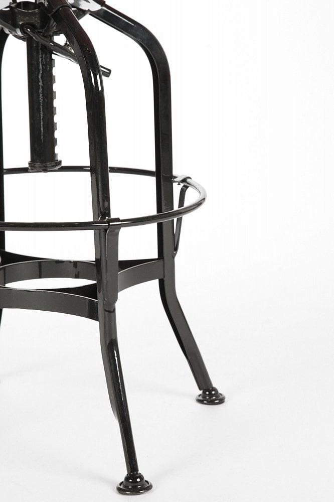 Барный стул Toledo Wood зеленый