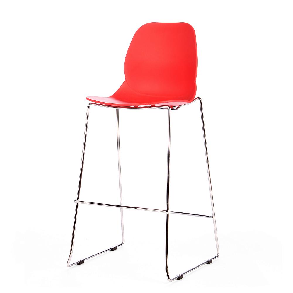 Барный стул Lightweight красный