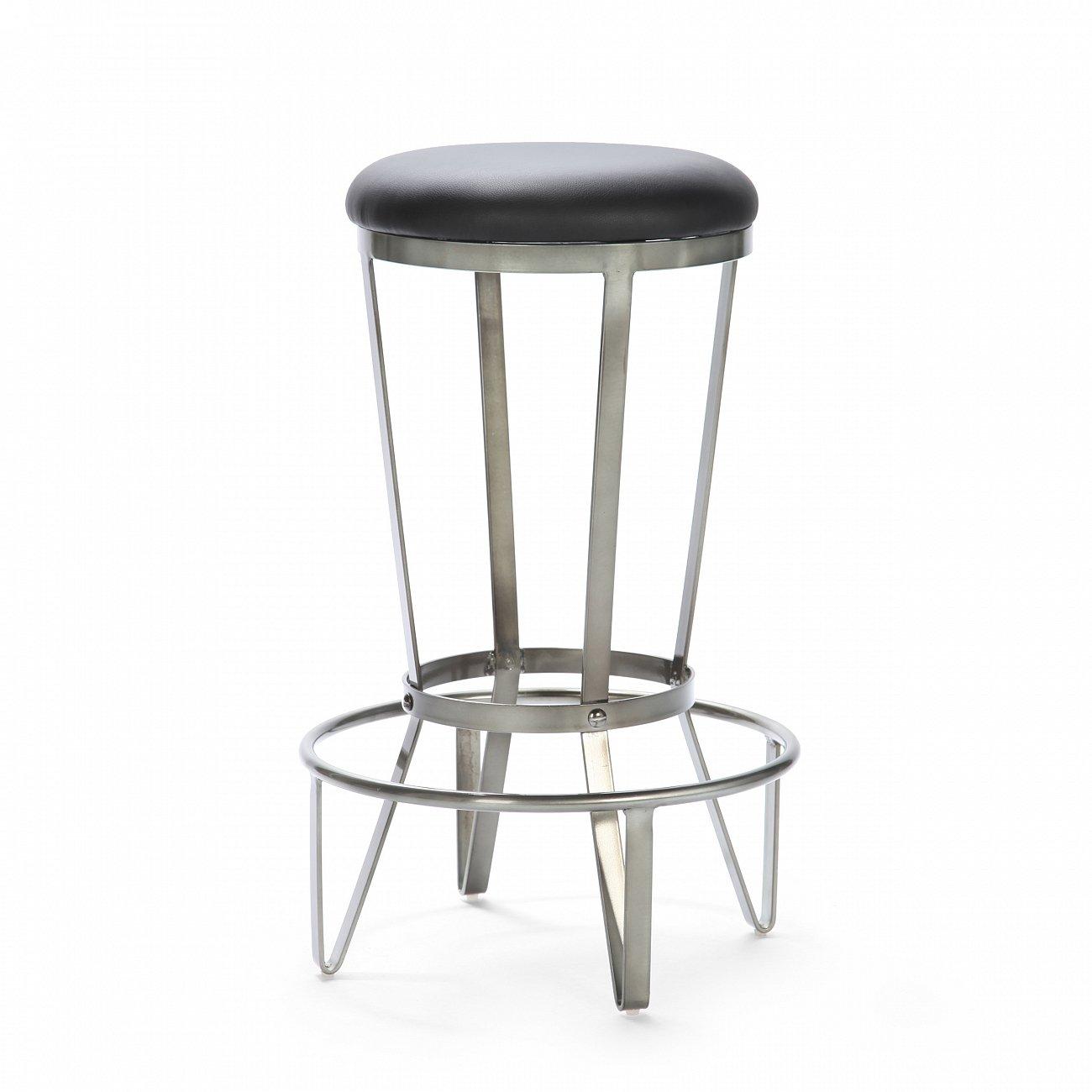 Купить Барный стул Jedi Чёрный в интернет магазине дизайнерской мебели и аксессуаров для дома и дачи