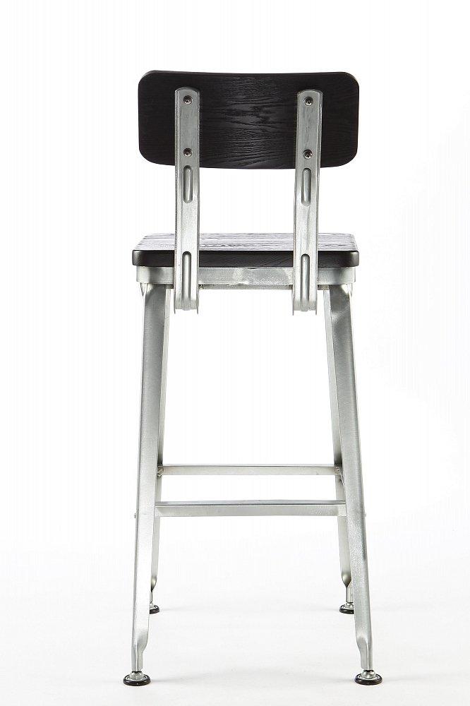 Барный стул Hans черный
