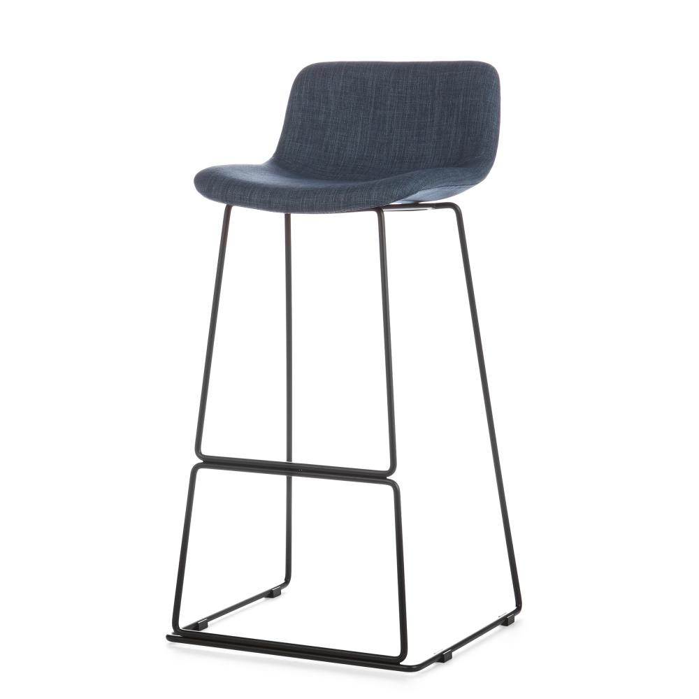 Барный стул Neo с мягкой обивкой
