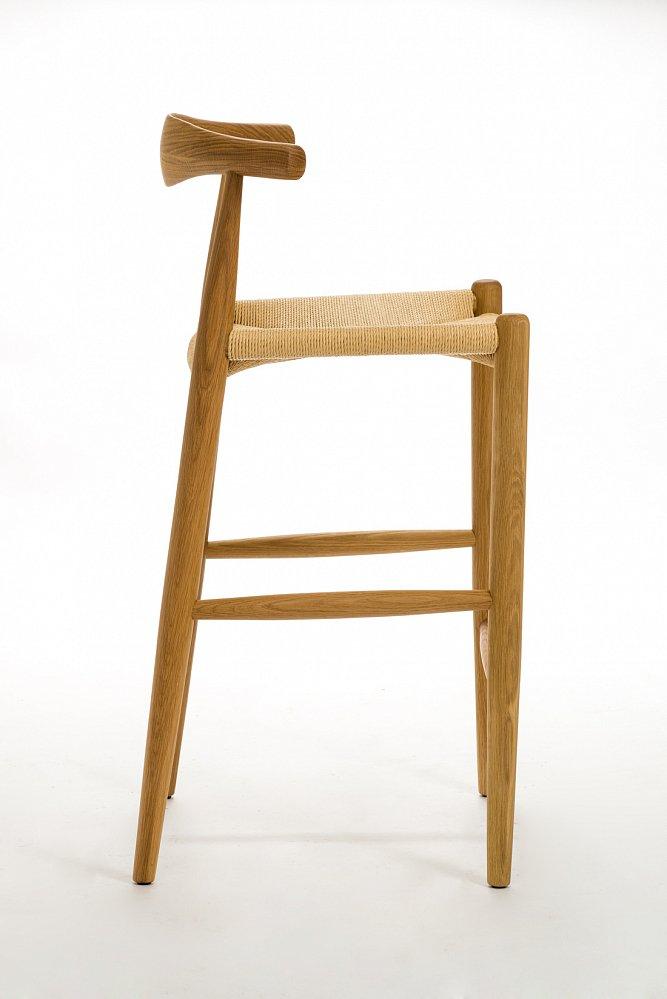 Барный стул Elbow темный