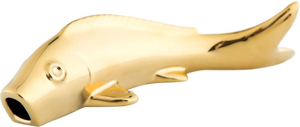 Купить Настенный декор рыбка Magic Fish золото 23*8*6 в интернет магазине дизайнерской мебели и аксессуаров для дома и дачи