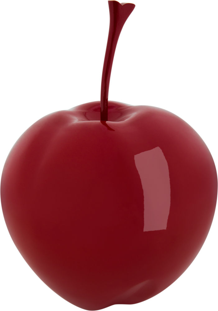 Купить Декор Apple red middle в интернет магазине дизайнерской мебели и аксессуаров для дома и дачи