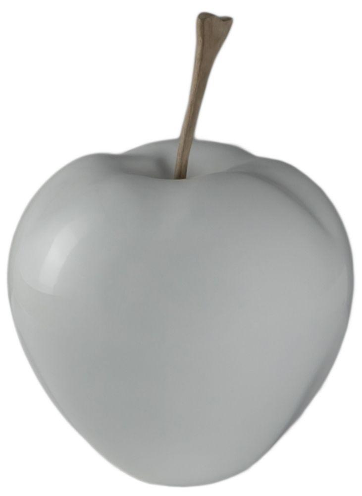 Купить Декор Apple white small в интернет магазине дизайнерской мебели и аксессуаров для дома и дачи