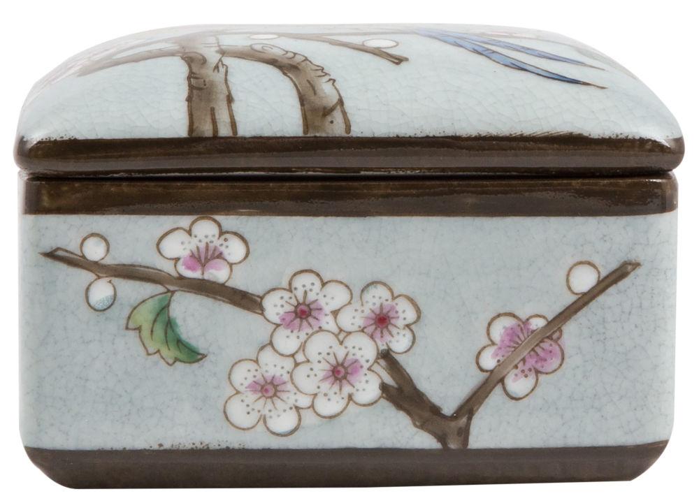 Купить Шкатулка Parakeets small в интернет магазине дизайнерской мебели и аксессуаров для дома и дачи