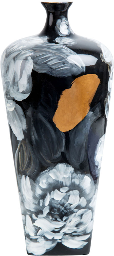 Купить Ваза настольная Darkness vase small в интернет магазине дизайнерской мебели и аксессуаров для дома и дачи
