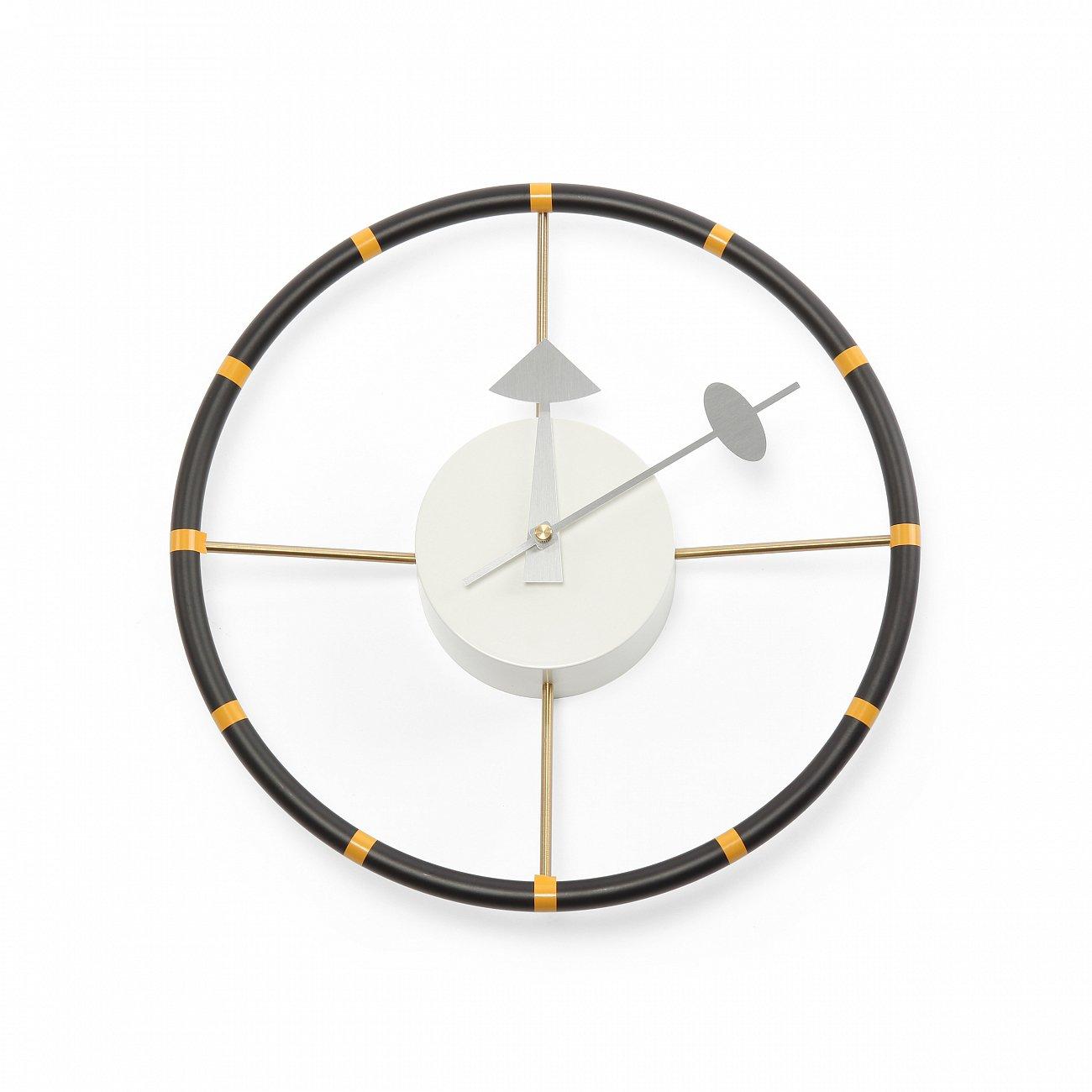 Купить Часы Steering Wheel настенные в интернет магазине дизайнерской мебели и аксессуаров для дома и дачи