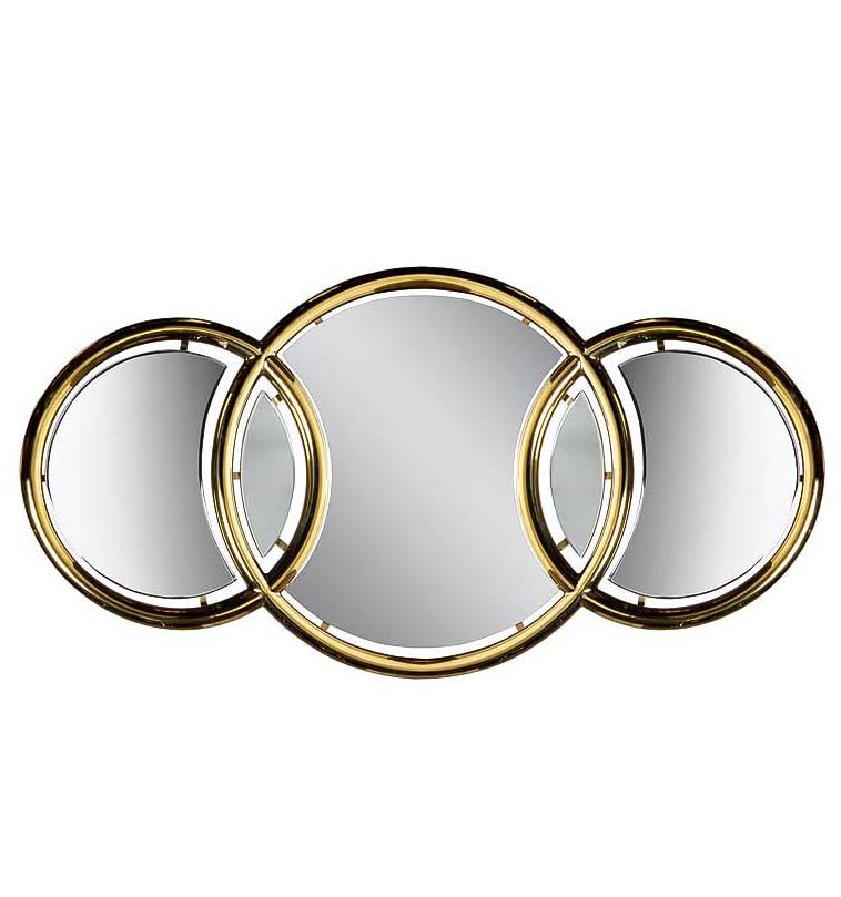Купить Зеркало Fagis-Trio 109х55,5х3,2 в интернет магазине дизайнерской мебели и аксессуаров для дома и дачи