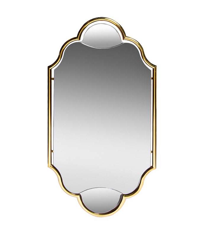 Купить Зеркало Fagis-G 98х51х2 в интернет магазине дизайнерской мебели и аксессуаров для дома и дачи