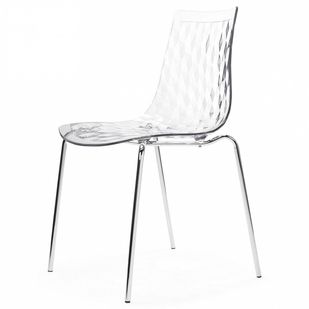 Купить Стул Gauzy Прозрачный в интернет магазине дизайнерской мебели и аксессуаров для дома и дачи