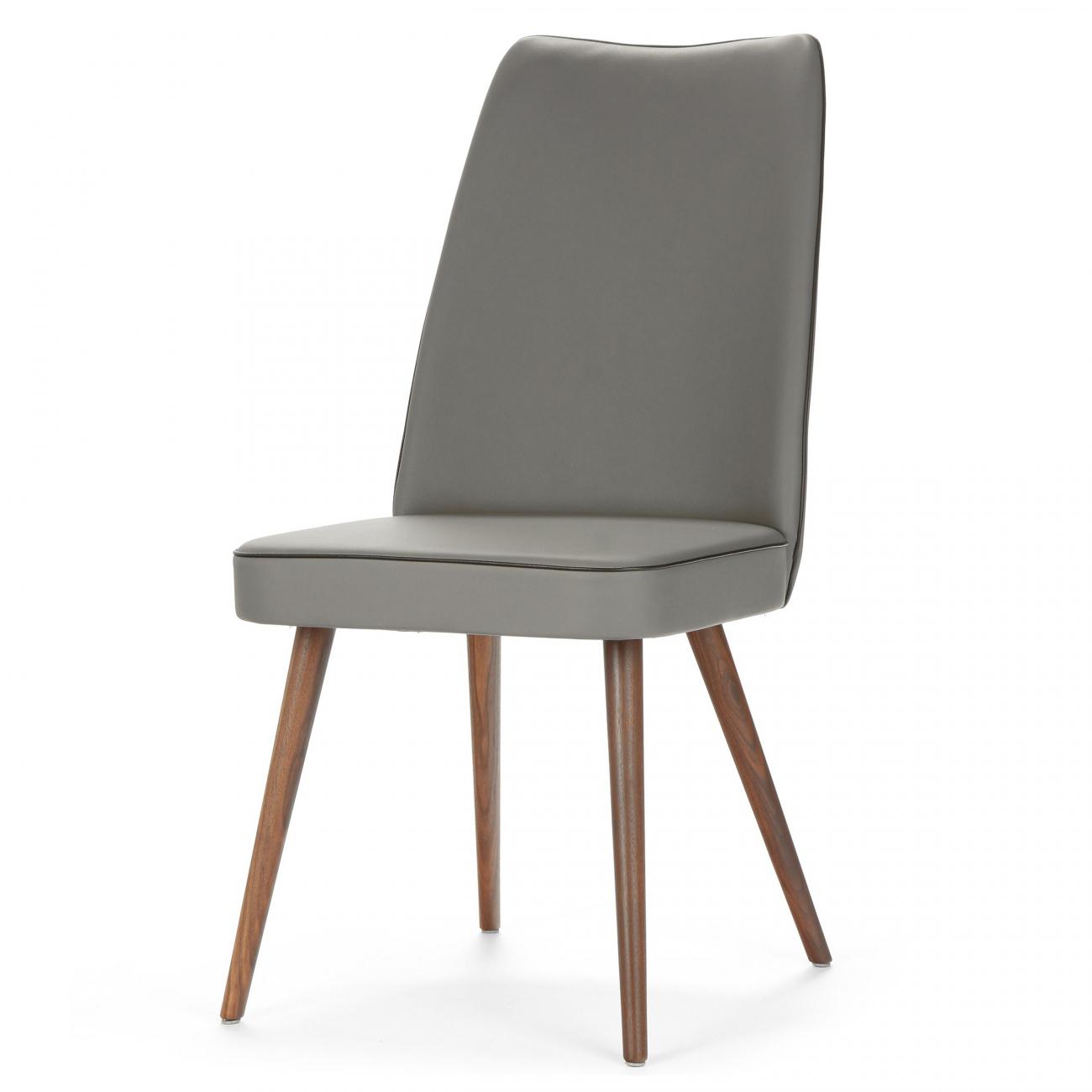 Купить Стул Lounge High Серый в интернет магазине дизайнерской мебели и аксессуаров для дома и дачи
