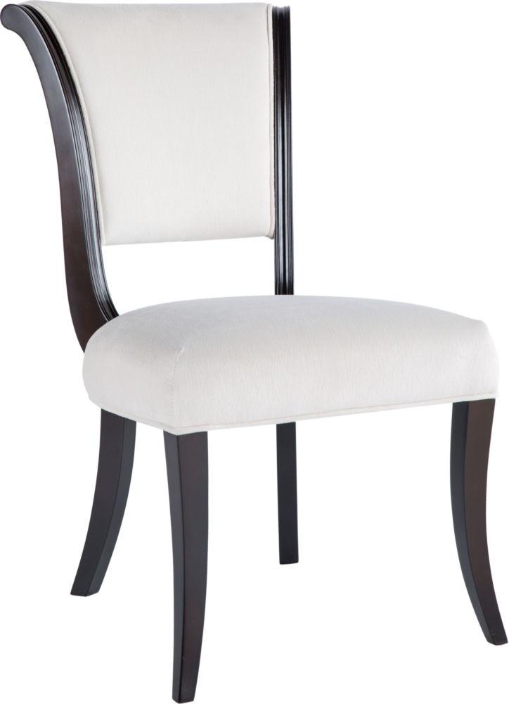 Купить Стул Adaline white в интернет магазине дизайнерской мебели и аксессуаров для дома и дачи