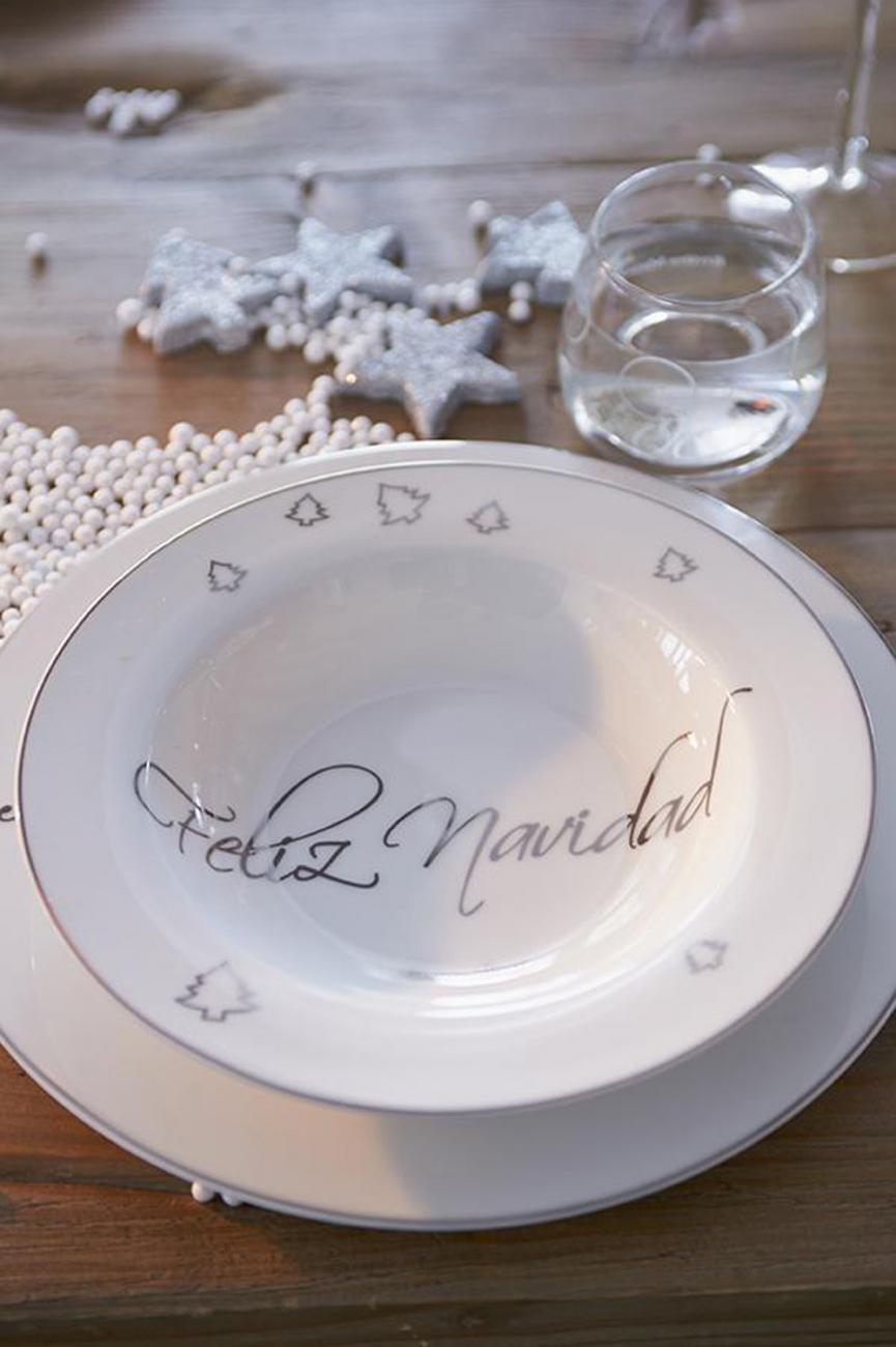 """Купить Тарелка суповая """"Ривьера Мезон"""" Riviera Maison r в интернет магазине дизайнерской мебели и аксессуаров для дома и дачи"""