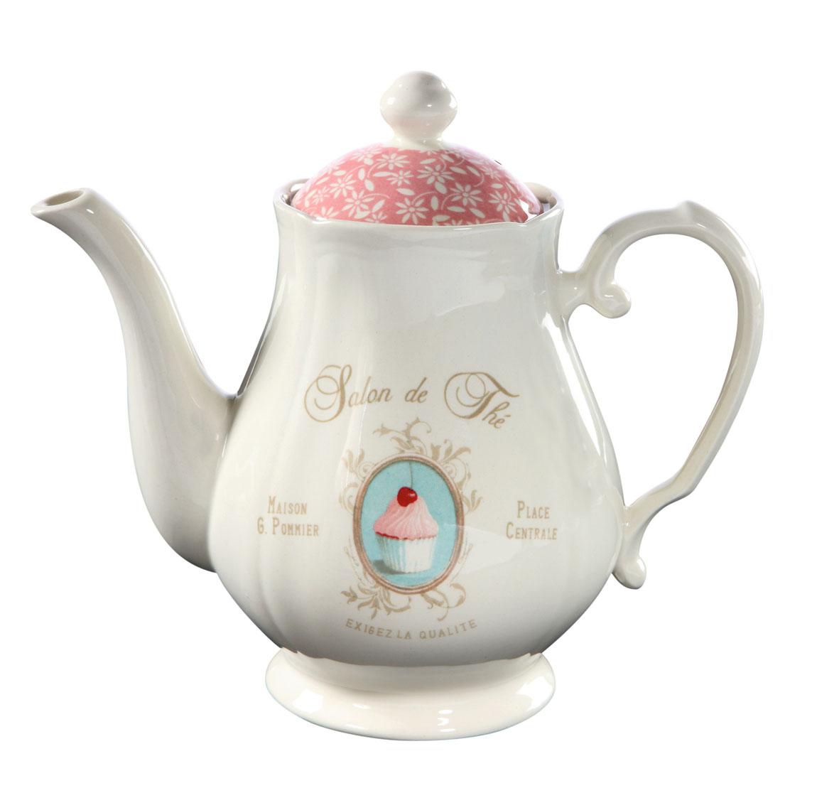 """Купить Чайник """"Чайный салон"""" COMPTOIR de FAMILLE в интернет магазине дизайнерской мебели и аксессуаров для дома и дачи"""
