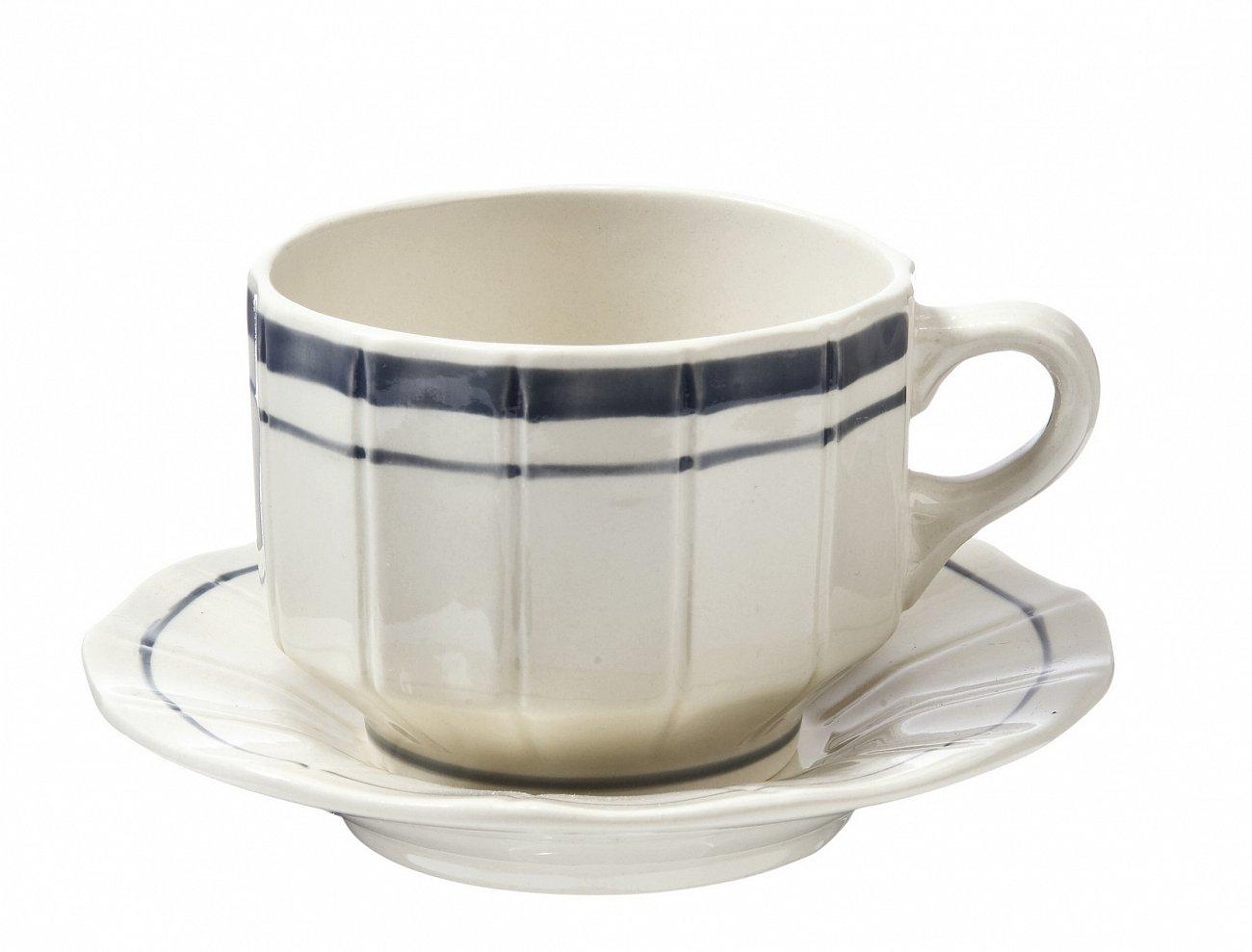 """Купить Чашка чайная """"Мариус"""" COMPTOIR de FAMILLE в интернет магазине дизайнерской мебели и аксессуаров для дома и дачи"""