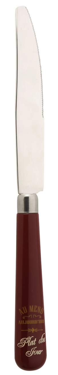 Купить Нож «Блюдо дня» COMPTOIR de FAMILLE в интернет магазине дизайнерской мебели и аксессуаров для дома и дачи