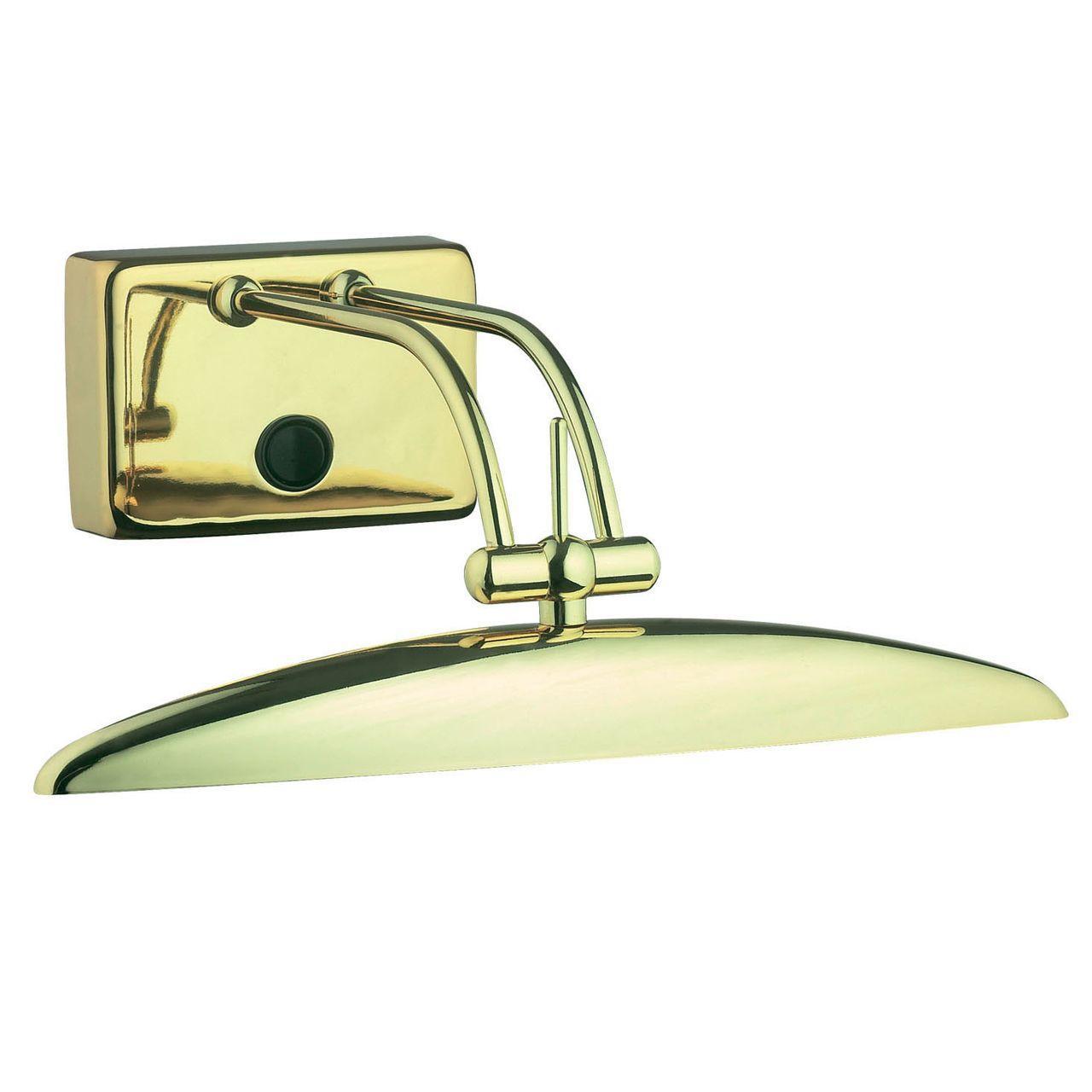 Купить Подсветка для картин Ideal Lux Mirror- AP Ottone в интернет магазине дизайнерской мебели и аксессуаров для дома и дачи