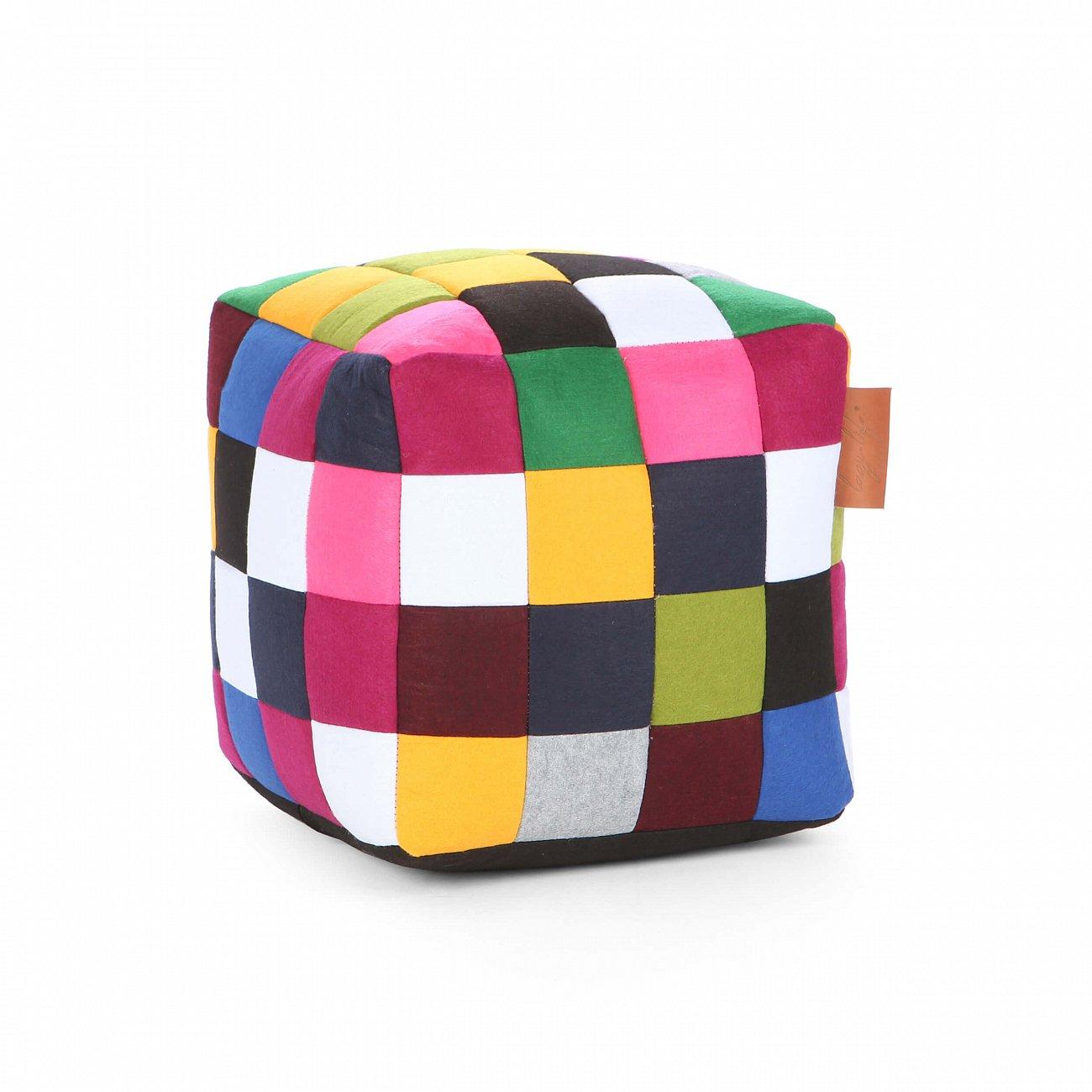Купить Пуф Multi Кубик Рубика в интернет магазине дизайнерской мебели и аксессуаров для дома и дачи