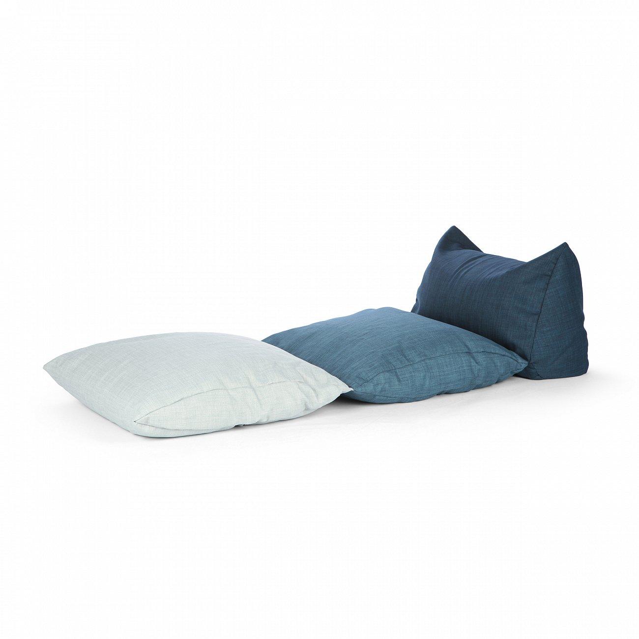Купить Пуф Pigalle разноцветный в интернет магазине дизайнерской мебели и аксессуаров для дома и дачи
