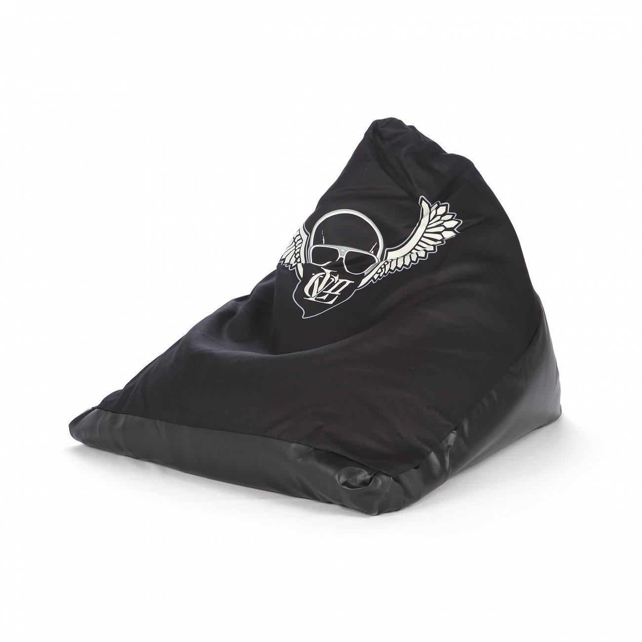 Купить Пуф Skull Small на встречу славе в интернет магазине дизайнерской мебели и аксессуаров для дома и дачи