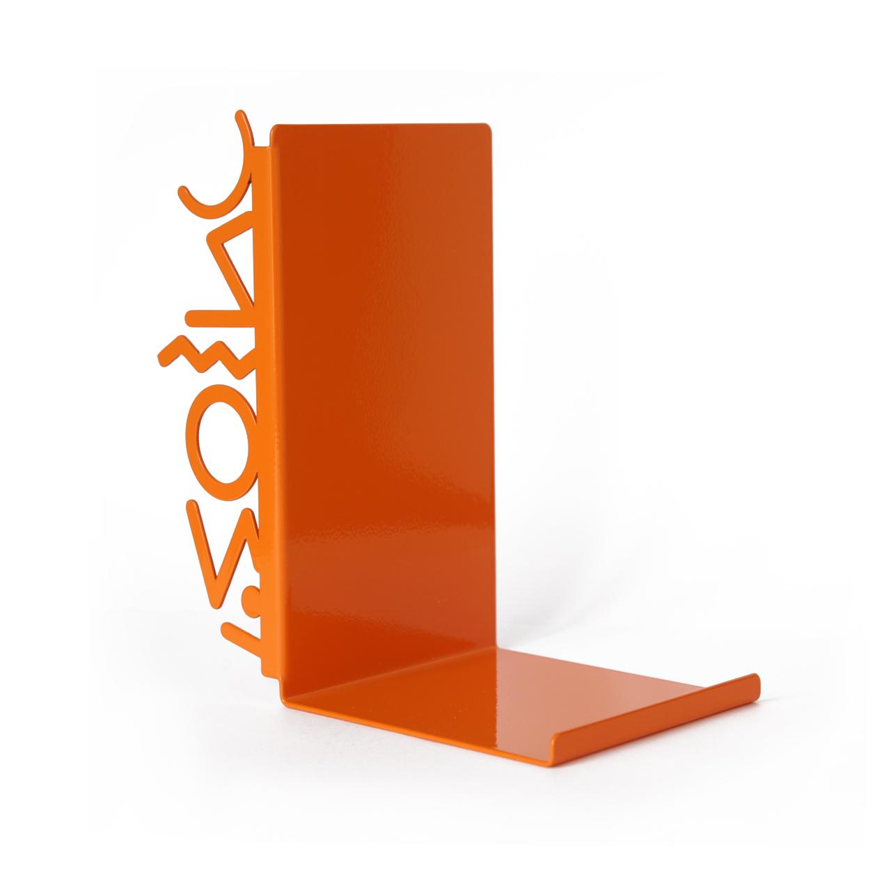"""Купить Держатель для книг """"Milano80"""" orange в интернет магазине дизайнерской мебели и аксессуаров для дома и дачи"""