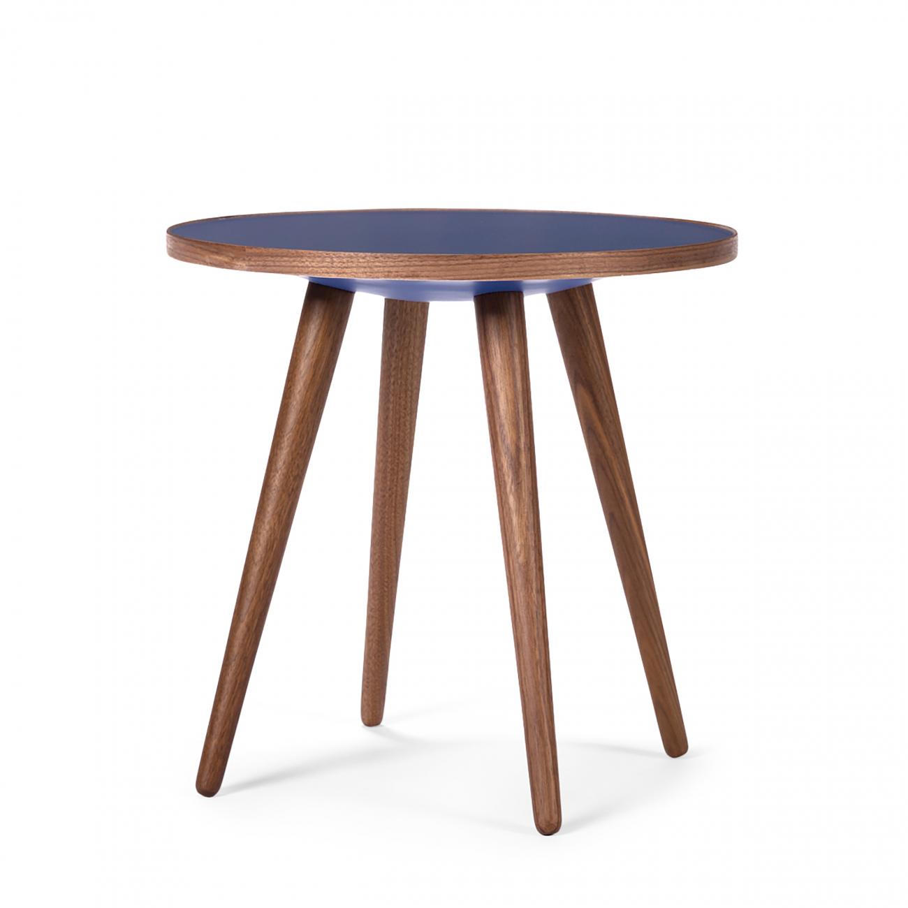 Купить Кофейный стол Sputnik тёмно-синий в интернет магазине дизайнерской мебели и аксессуаров для дома и дачи