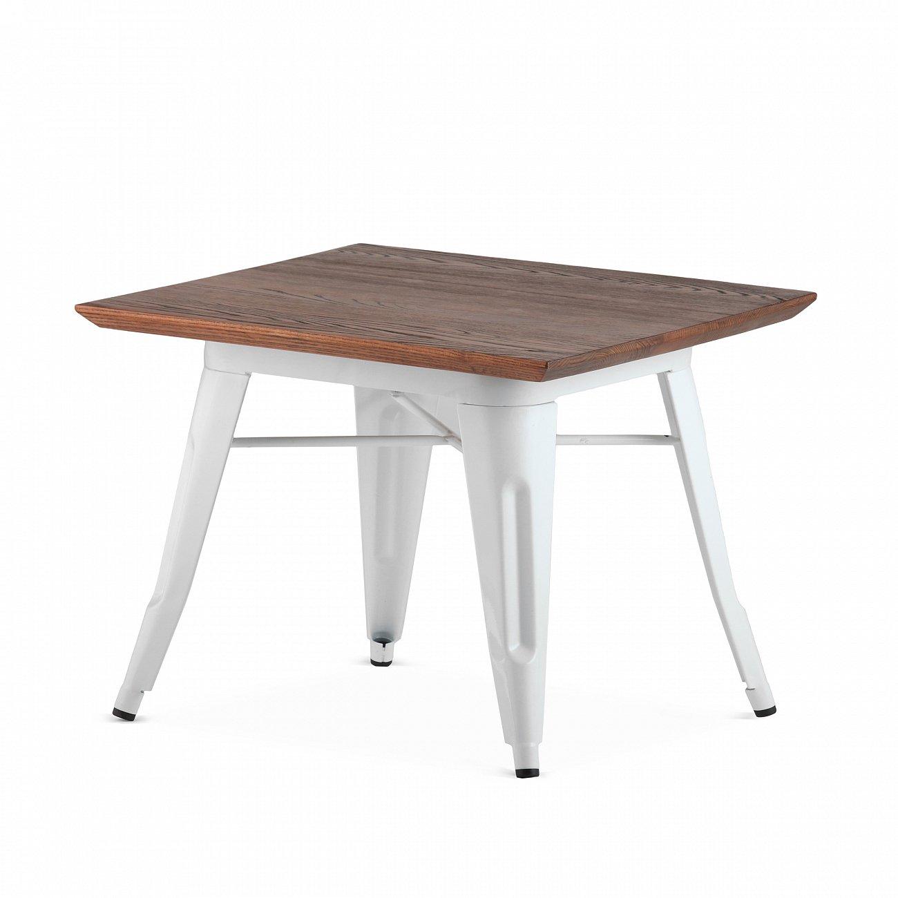 Купить Кофейный стол Petit Marais белый в интернет магазине дизайнерской мебели и аксессуаров для дома и дачи
