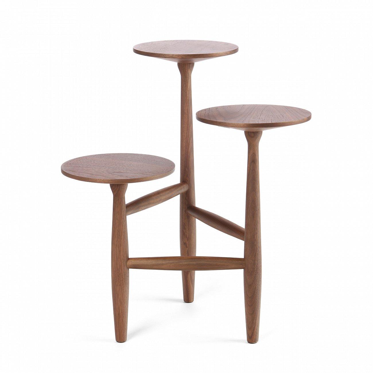 Купить Кофейный стол Tripod высота 55 в интернет магазине дизайнерской мебели и аксессуаров для дома и дачи