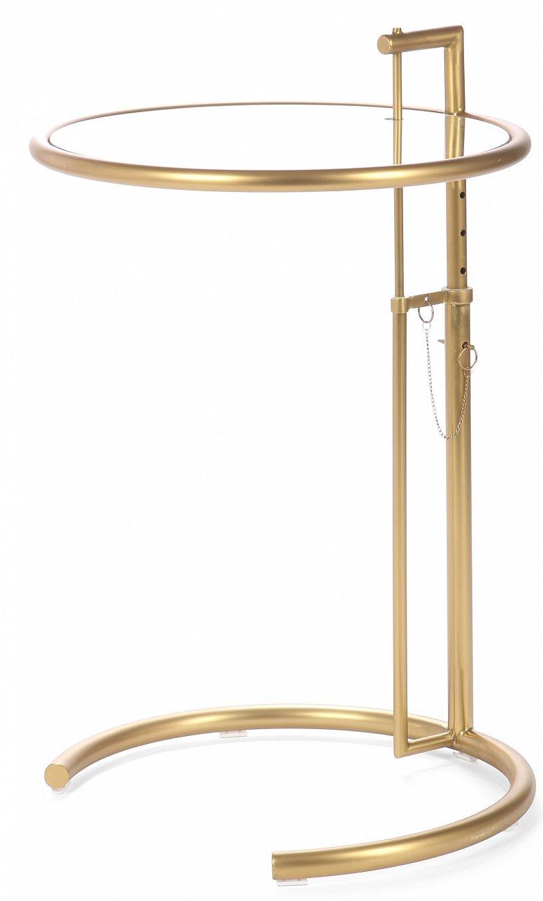 Купить Кофейный стол E1027 золотой в интернет магазине дизайнерской мебели и аксессуаров для дома и дачи