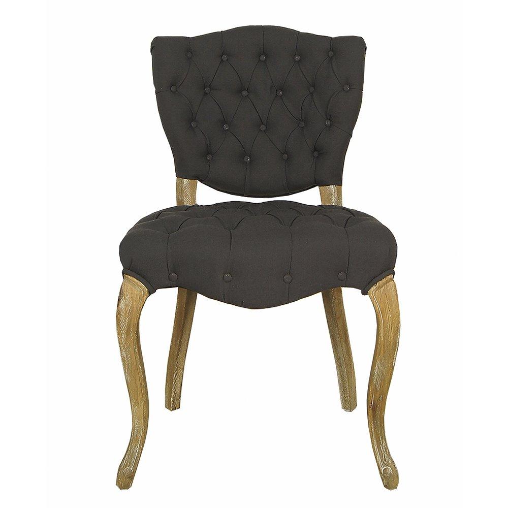 """Купить Стул """"Coral"""" темно-серый в интернет магазине дизайнерской мебели и аксессуаров для дома и дачи"""