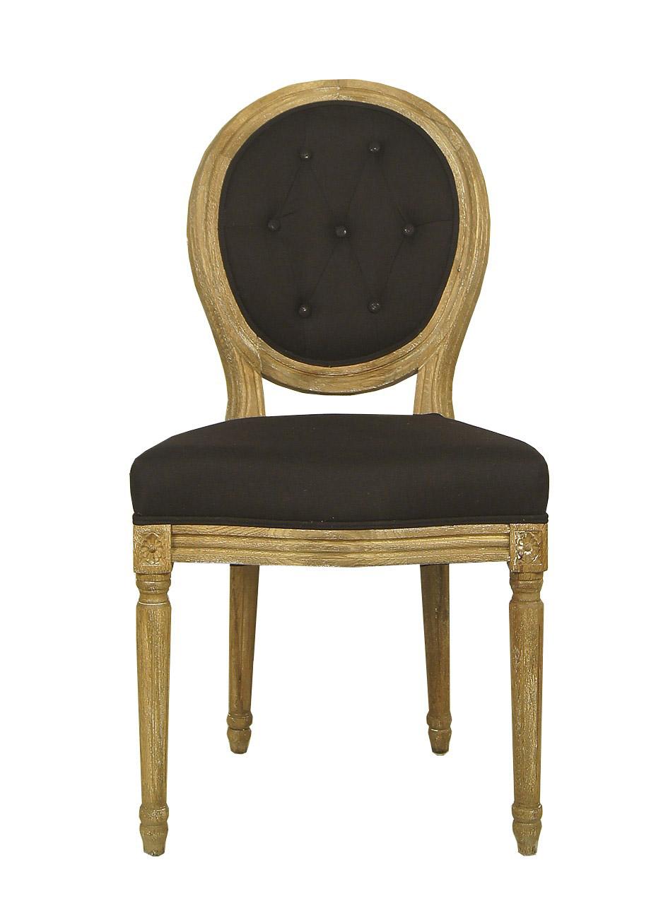 Купить Стул «Country» черного цвета в интернет магазине дизайнерской мебели и аксессуаров для дома и дачи
