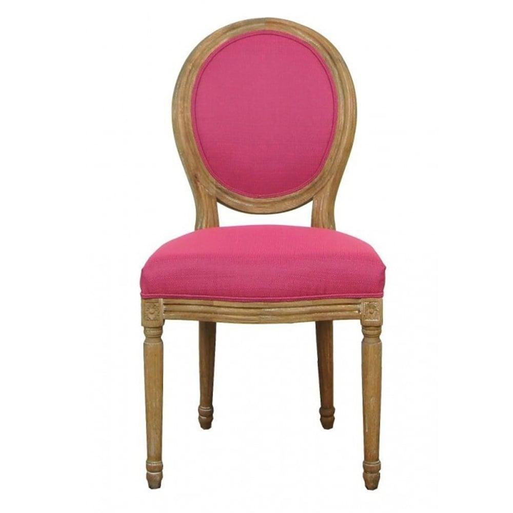 Купить Стул «Country» розового цвета в интернет магазине дизайнерской мебели и аксессуаров для дома и дачи