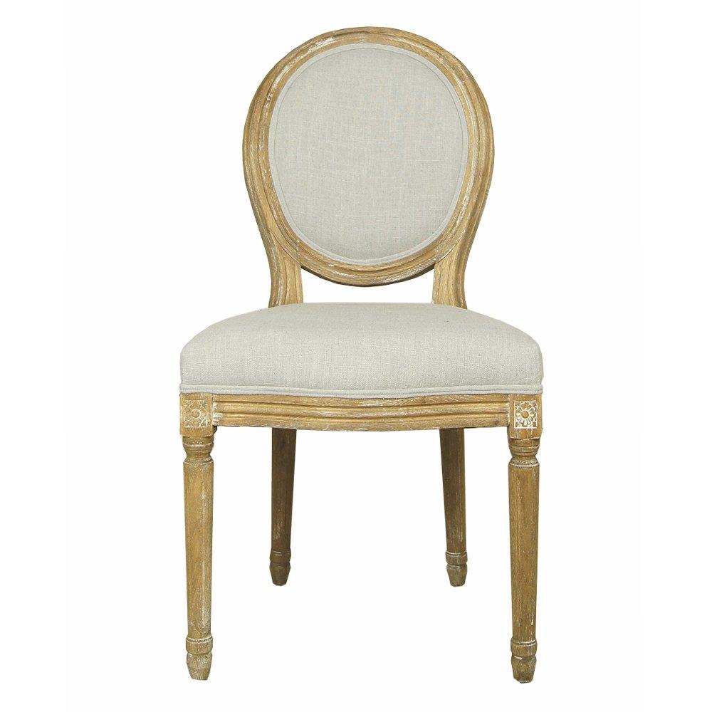 Купить Стул «Country» серого цвета в интернет магазине дизайнерской мебели и аксессуаров для дома и дачи