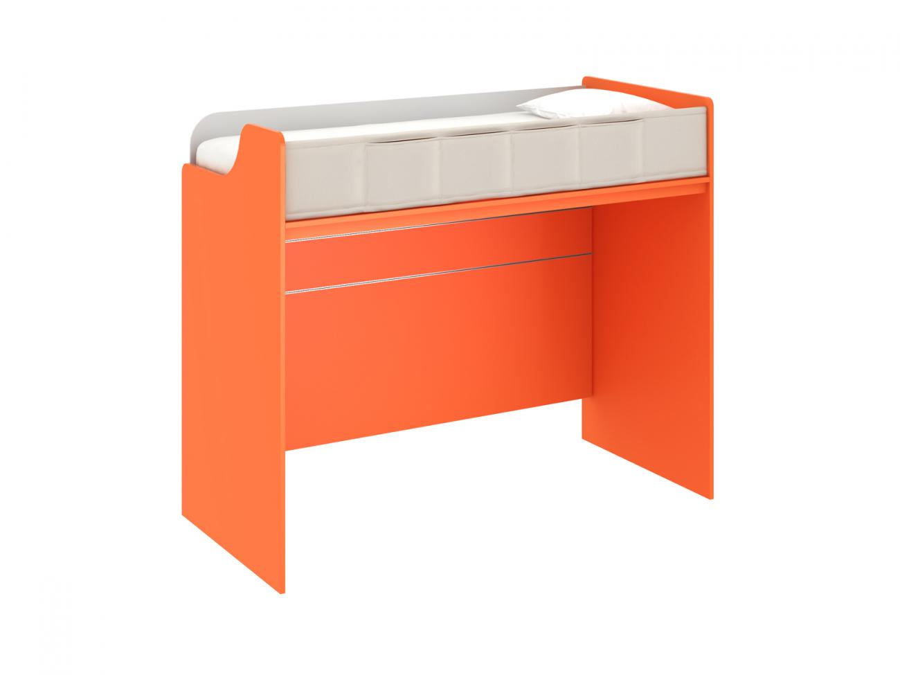 Купить Кровать-чердак Pinokkio orange в интернет магазине дизайнерской мебели и аксессуаров для дома и дачи