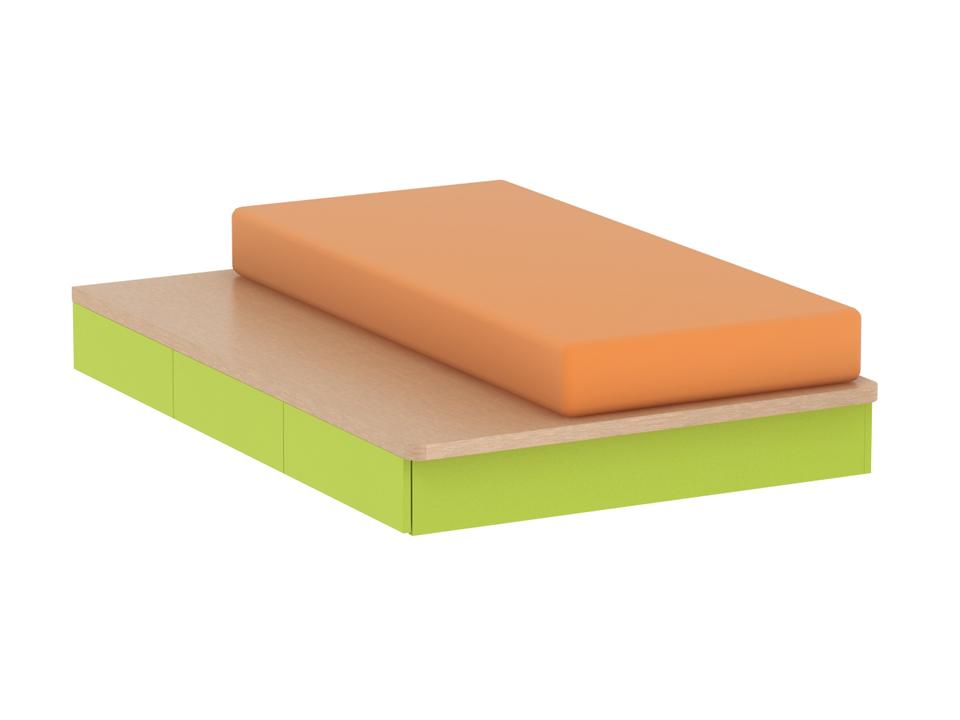 Купить Кровать Pinokkio any в интернет магазине дизайнерской мебели и аксессуаров для дома и дачи