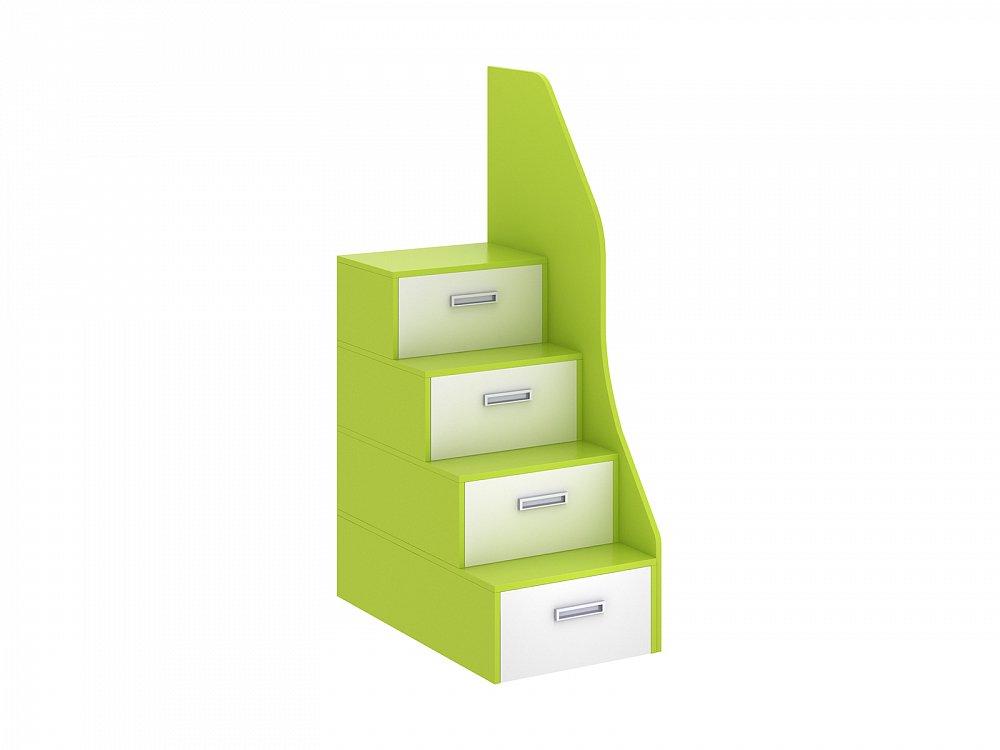 Лестница-комод Pinokkio light green