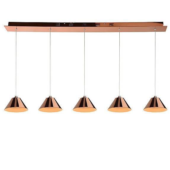Купить Подвесной светодиодный светильник Lucide Tisk Led в интернет магазине дизайнерской мебели и аксессуаров для дома и дачи