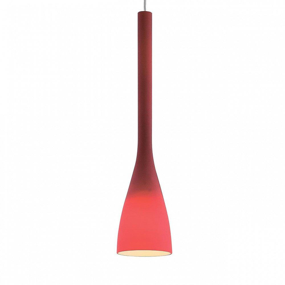 Подвесной светильник Ideal Lux Flut SP Big Rosso
