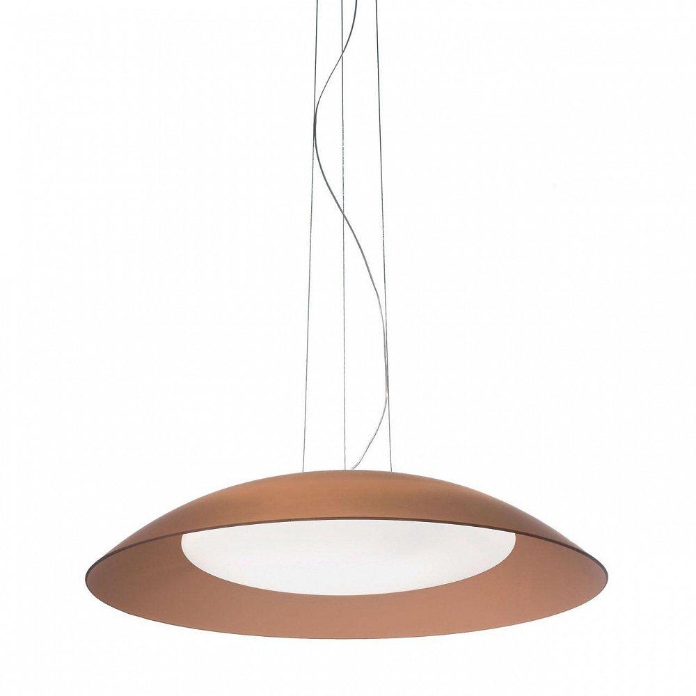 Подвесной светильник Ideal Lux Lena SP D Marrone